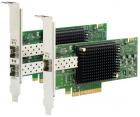 Emulex 16Gb Gen6 FC Dual-port HBA (01CV840)