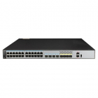 Коммутатор Huawei S5720-28X-SI (24*10/ 100/ 1000BASE-T ports, 4*10/ 100/ 1000BASE-T + SFP combo ports, 4*10GE SFP+, 1*15 .... (02350NGU.)