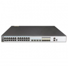 Коммутатор Huawei S5720-28P-SI bundle (24*10/ 100/ 1000BASE-T ports, 4 of which are 10/ 100/ 1000BASE-T+SFP combo ports) (02350DLS)