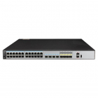 Коммутатор Huawei S5720-28X-SI bundle (24*10/ 100/ 1000BASE-T ports, 4 of which are 10/ 100/ 1000BASE-T+SFP combo ports, .... (02350DLT.)