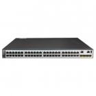 Коммутатор Huawei S5720-52X-SI bundle (48*10/ 100/ 1000BASE-T ports, 4*10GE SFP+ ports, 1*AC power supply) (S5720-52X-SI .... (02350DLV)