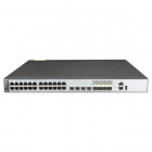 Коммутатор Huawei S5720-28X-PWR-SI bundle (24*10/ 100/ 1000BASE-T ports, 4 of which are 10/ 100/ 1000BASE-T+SFP combo po .... (02350DLW.)