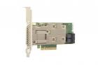 Плата контроллера LSI MegaRAID SAS9460-8i (03-50011-33/ 05-50011-02) (PCI-E 3.1 x8, LP) Tri-Mode SAS/ SATA/ PCIe(NVMe) 1 .... (03-50011-33)