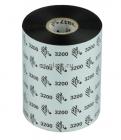 Красящая лента Воск Смола Zebra 3200 102/ 450 (03200BK10245)