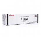 Тонер C-EXV20 Toner Bk (0436B002)