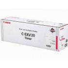 Тонер C-EXV20 Toner Magenta (0438B002)