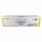 Тонер C-EXV20 Toner Yellow (0439B002)