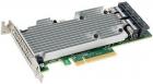 LSI MegaRAID SAS9361-16I (05-25708-00) (PCI-E 3.0 x8, LP), QIG, LP bracket, SGL SAS 12G, RAID 0, 1, 5, 6, 10, 50, 60, 16 .... (05-25708-00)