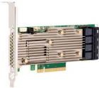 Контроллер LSI MegaRAID SAS9460-16i (05-50011-00) (PCI-E 3.1 x8, LP) SGL SAS12G, RAID 0, 1, 10, 5, 6, 50, 60 16port (4*Mini-S .... (05-50011-00)