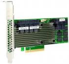 Контроллер LSI MegaRAID SAS9361-24I (05-50022-00) (PCI-E 3.0 x8, LP) SGL SAS 12G, RAID 0, 1, 5, 6, 10, 50, 60, 24port (6*intS .... (05-50022-00)