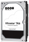 """Жесткий диск WD/ HGST Enterprise HDD Ultrastar 7K6 3.5"""" SATA-III 4Tb, 7200rpm, 256MB buffer 512E SE HUS726T4TALE6L4 (ana .... (0B36040)"""
