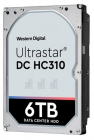 "Жесткий диск WD/ HGST Enterprise HDD Ultrastar 7K6 3.5"" SAS 6Tb, 7200rpm, 256MB buffer 512E SE HUS726T6TAL5204 (analog 0 .... (0B36047)"