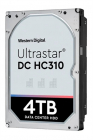 "Жесткий диск Western Digital Ultrastar DC HС310 HDD 3.5"" SAS 4Tb, 7200rpm, 256MB buffer, 512e (HUS726T4TAL5204 HGST) (0B36048)"