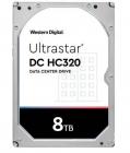 "Жесткий диск Western Digital Ultrastar DC HС320 HDD 3.5"" SAS 8Tb, 7200rpm, 256MB buffer, 512e (HUS728T8TAL5204 HGST) .... (0B36400)"