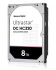 "Жесткий диск WD/ HGST Enterprise HDD Ultrastar 7K6 3.5"" SATA 8Tb, 7200rpm, 256MB buffer 512E SE HUS728T8TALE6L4 (0B36404 .... (0B36404)"