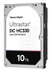 "Жесткий диск Western Digital Ultrastar DC HС330 HDD 3.5"" SATA 10Тb, 7200rpm, 256MB buffer, 512e/ 4kN, WUS721010ALE6L4 (0B42266)"