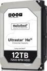 """Жесткий диск WD/ HGST Enterprise HE12 HDD 3.5"""" SATA 12000Gb, 7200rpm, 256MB buffer, 512e (HUH721212ALE604 Hitachi Ultrast .... (0F30146)"""