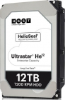 """Жесткий диск WD/ HGST Enterprise HE12 HDD 3.5"""" SATA 12000Gb, 7200rpm, 256MB buffer, 512e (HUH721212ALE604 Hitachi Ultras .... (0F30146)"""