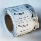 RFID метка UHF Silverline Slim Monza4QT (110 x 13 мм) 1000 шт (10025344)