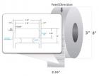 RFID метка UHF Silverline Blade Global (60 x 25 мм) (10028598)