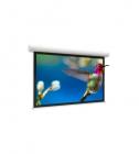 """Проекционный экран Elpro Concept настенно-потолочный, 16:9, мат бел отраж, 220x128, кайма 5, диаг 95"""" (10103515)"""