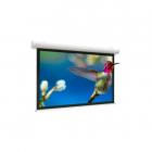 """Проекционный экран Elpro Concept настенно-потолочный, 16:10, мат бел отраж, 220х141, кайма 5, диаг 97"""" (10103538)"""