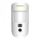 AJAX MotionCam White (Датчик движения с фотокамерой для верификации тревог, белый) (10309.23.WH1)