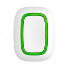 AJAX Button White (Беспроводная тревожная кнопка, белая) (10315.26.WH1)