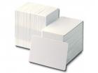 Пластиковые карты Zebra white PVC cards, 10 mil PVC adhesive back with 14 mil Mylar release liner, 24 mil total thicknes .... (104523-010)