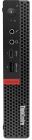 Персональный компьютер Lenovo ThinkCentre Tiny M720q i5-9400T, 1x 8GB DDR4-2666, 1x 1TB HDD 5400rpm 2.5, Intel UHD 630, .... (10T7009BRU)