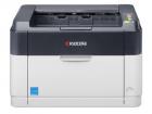 Kyocera FS-1060DN Лазерный, монохр. принтер (A4, 25 стр/ мин, 32Mb, USB 2.0, Duplex, Ethernet) (1102M33RU2)