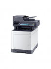 Мфу Kyocera M6230cidn (замена модели M6030cdn ) (А4, 30 ppm, 1200 dpi, 1024 Mb, USB, Gigabit Ethernet, duplex, автопод, .... (1102TY3NL1)