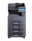 Мфу Kyocera TASKalfa 3212i (P/ C/ S, A3, 32/ 17 ppm А4/ A3, 2048 Mb + 32 SDD, USB 2.0, Ethernet, б/ крышки и тонера) (11 .... (1102V73NL0)