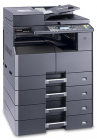 Лазерный копир-принтер-сканер Kyocera TASKalfa 2321 (A3, 23/ 10 ppm А4/ A3, 600 dpi, 256 Mb, USB 2.0, б/ крышки, тонер) (1102XR3NL0)