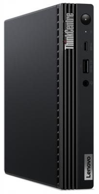 Персональный компьютер Lenovo ThinkCentre Tiny M70q i3-10100T, 4GB DDR4-2666, 128GB SSD M.2, Intel UHD 630, WiFi, BT, 65 .... (11DT0037RU)