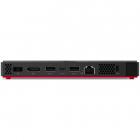 Персональный компьютер Lenovo ThinkCentre M90n-1 Nano i3-8145U 8Gb 256GB SSD M.2 Intel HD NoDVD INTEL_9560_2X2AC+BT USB .... (11AD001SRU)