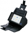 ScanFront 400, сетевой, цветной, двухсторонний, 45 стр./ мин, ADF 60, USB, RJ45, A4 ScanFront 400 network document scanne .... (1255C003)