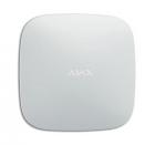 AJAX Hub 2 White (Интеллектуальная централь - 3 канала связи (2SIM 2G + Ethernet, фото при тревоге), белая) (14910.40.WH1)