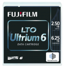 Ленточный носитель данных Fujifilm Ultrium LTO6 RW 6, 25TB (2, 5Tb native) bar code labeled Cartridge (for libraries & a .... (18496)