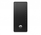 Персональный компьютер HP Bundle 290 G4 MT Core i3-10100, 4GB, 1TB, DVD, kbd/ mouseUSB, Win10Pro(64-bit), 1-1-1 Wty+ Mon .... (1C6X0EA#ACB)