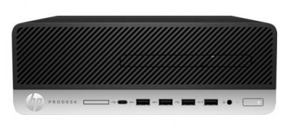 Персональный компьютер HP ProDesk 600 G3 SFF Core i3-7100 3.9GHz, 4Gb DDR4-2400, 1Tb 7200, DVD-RW, Usb Kbd+USB Mouse, VG .... (1HK35EA#ACB)