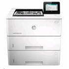 Принтер HP LaserJet Enterprise M507x (A4, 1200dpi, 43ppm, 512Mb, 3trays 100+550+550, USB/ GigEth/ Built-in wireless dire .... (1PV88A#B19)
