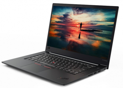 "Ноутбук ThinkPad X1 Extreme Gen1 15.6"" UHD (3840x2160) IPS (400Nit) + IR Camera + Touch, i7-8750H, 16GB DDR4, 512GB SSD, .... (20MF000TRT)"
