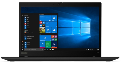 "Ноутбук ThinkPad T14s G1 T 14"" FHD (1920x1080) IPS AG 400N, i7-10610U 1.8G, 16GB DDR4 3200, 512GB SSD M.2, Intel UHD, Wi .... (20T0004RRT)"
