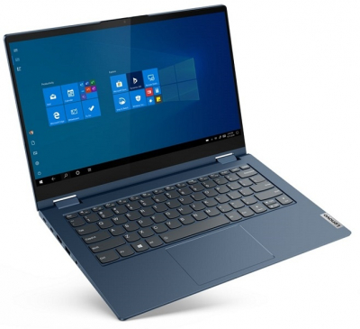 "Ноутбук Lenovo ThinkBook 14s Yoga ITL 14"" FHD (1920x1080) GL MT 300N, i7-1165G7 2.8G, 2x8GB DDR4 3200, 512GB SSD M.2, Ir .... (20WE0023RU)"