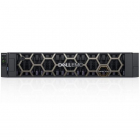 Система хранения данных Dell PowerVault ME4024 24x2.5/ No HDD, 8 x SFP+ 10GbE/ 3YProSupport (210-AQIF-10GBE-00)