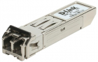 Модуль D-Link 211/ A1A, SFP Transceiver with 1 100Base-FX port.Up to 2km, multi-mode Fiber, Duplex LC connector, Transmi .... (211/ A1A)