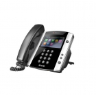 VVX 600 16-line Business Media Phone with built-in Bluetooth and HD Voice. Compatible Partner platforms: 20. Factory dis .... (2200-44600-114)