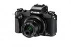 PowerShot G1 X Mark III черный, 12Mpx CMOS, zoom 5x, оптическая стаб., 1920x1080, экран 3.0'', сенсорный, поворотный, Wi .... (2208C002)