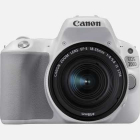 EOS 200D 18-55 IS STM White (2253C001)